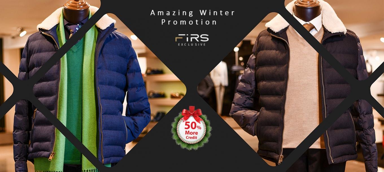 amazing winter promotion-k