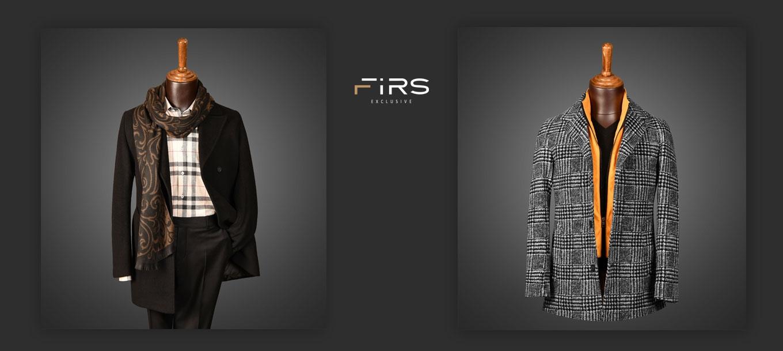 Firs Overcoat 2021