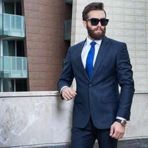 راهنمای ست کردن کراوات