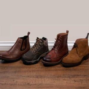 کفش زمستانی- 4 بوت مردانه ضروری در زمستان