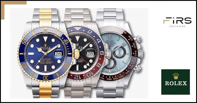 تاریخچه ساعت رولکس