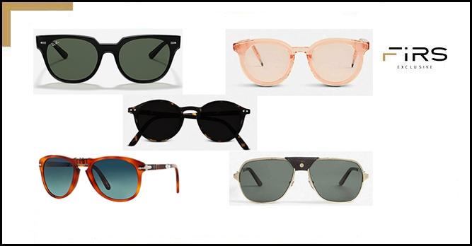 عینک های آفتابی مناسب آقایان