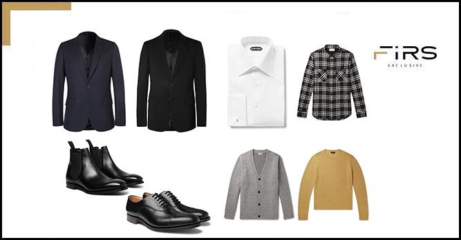 لباس هایی که باید در کمد هر مردی موجود باشد!