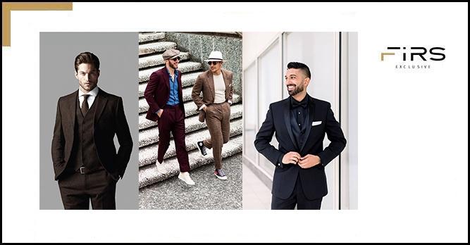 سه مدل کت و شلوار ضروری برای آقایان