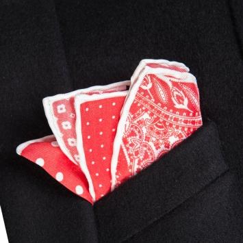 دستمال جیب فرس